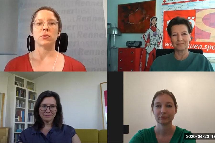 Caritas: Frauen treffen die Folgen der Corona-Krise hrter